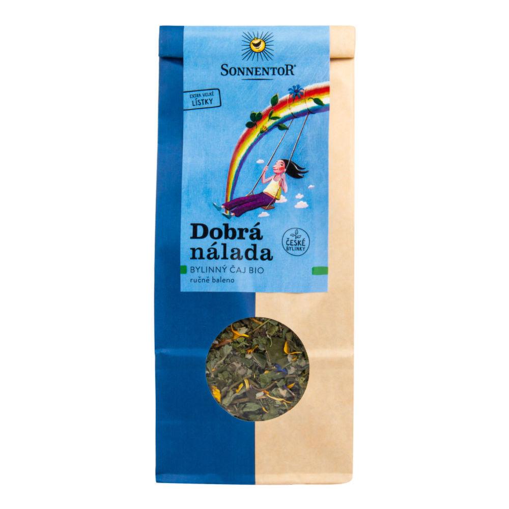 Čaj Dobrá nálada sypaný 50 g BIO SONNENTOR