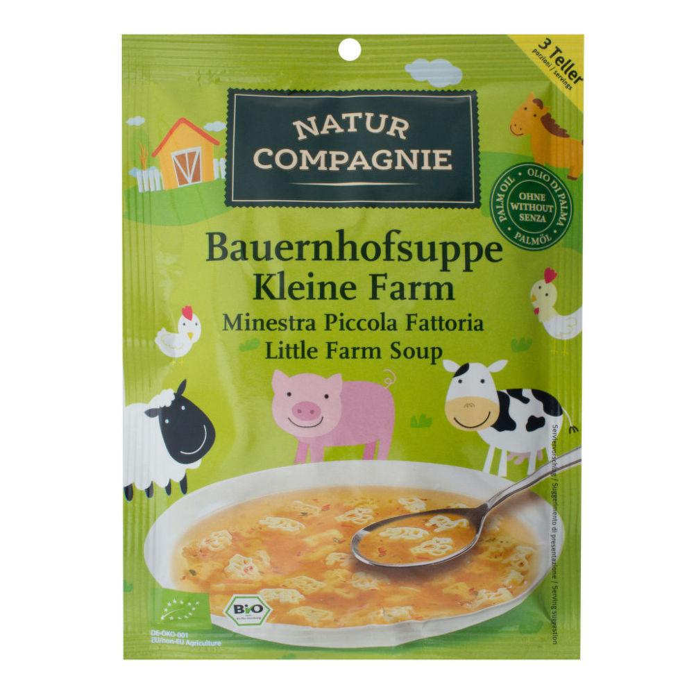Polévka malá farma 63 g BIO NATUR COMPAGNIE