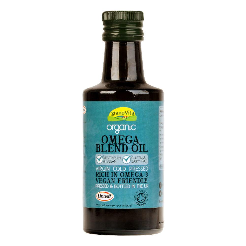 Směs olejů omega-3  260ml BIO   GRANOVITA