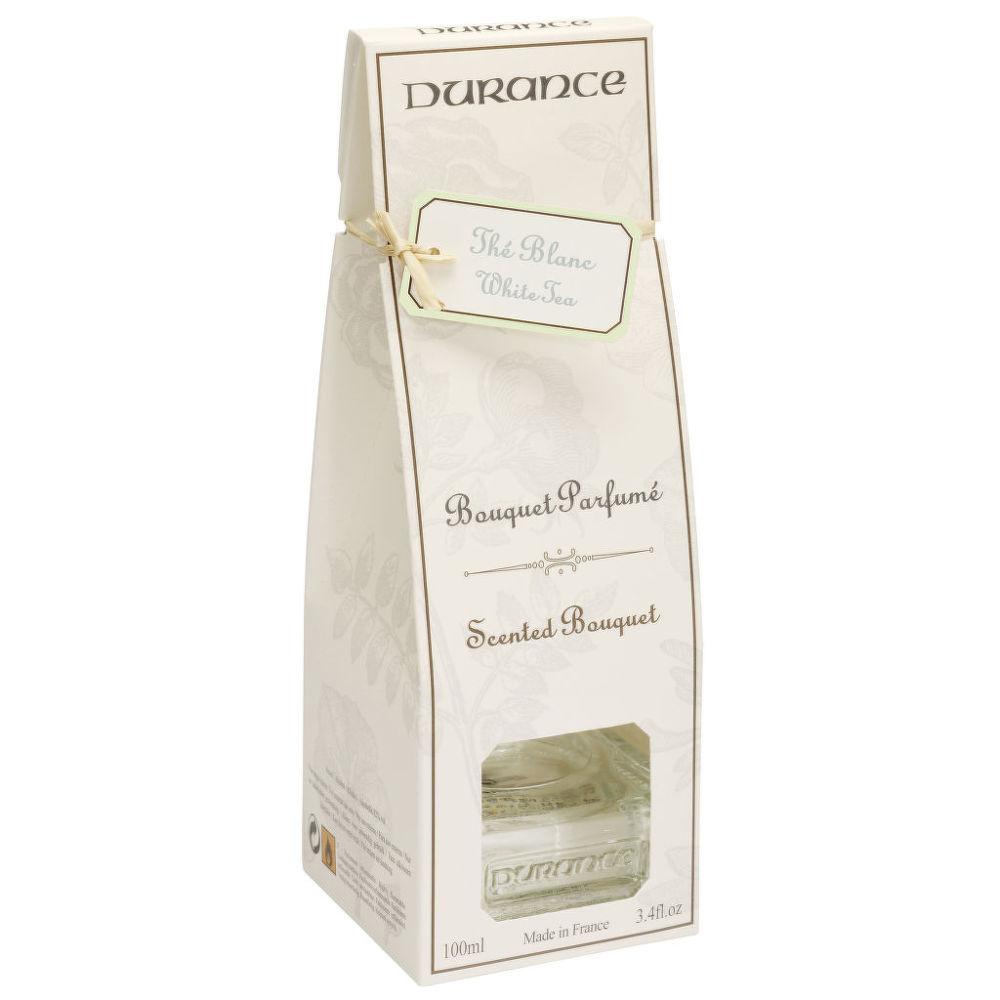 Dekorace vonná bílý čaj 100 ml   DURANCE
