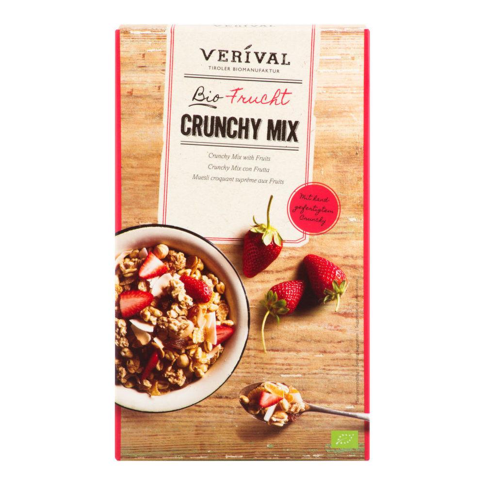 Granola - Křupavé müsli s ovocem 300g BIO   VERIVAL