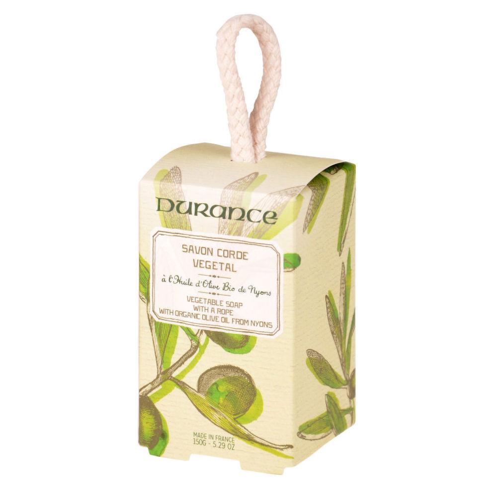 Mýdlo na šňůře s BIO olivovým olejem 150 g DURANCE