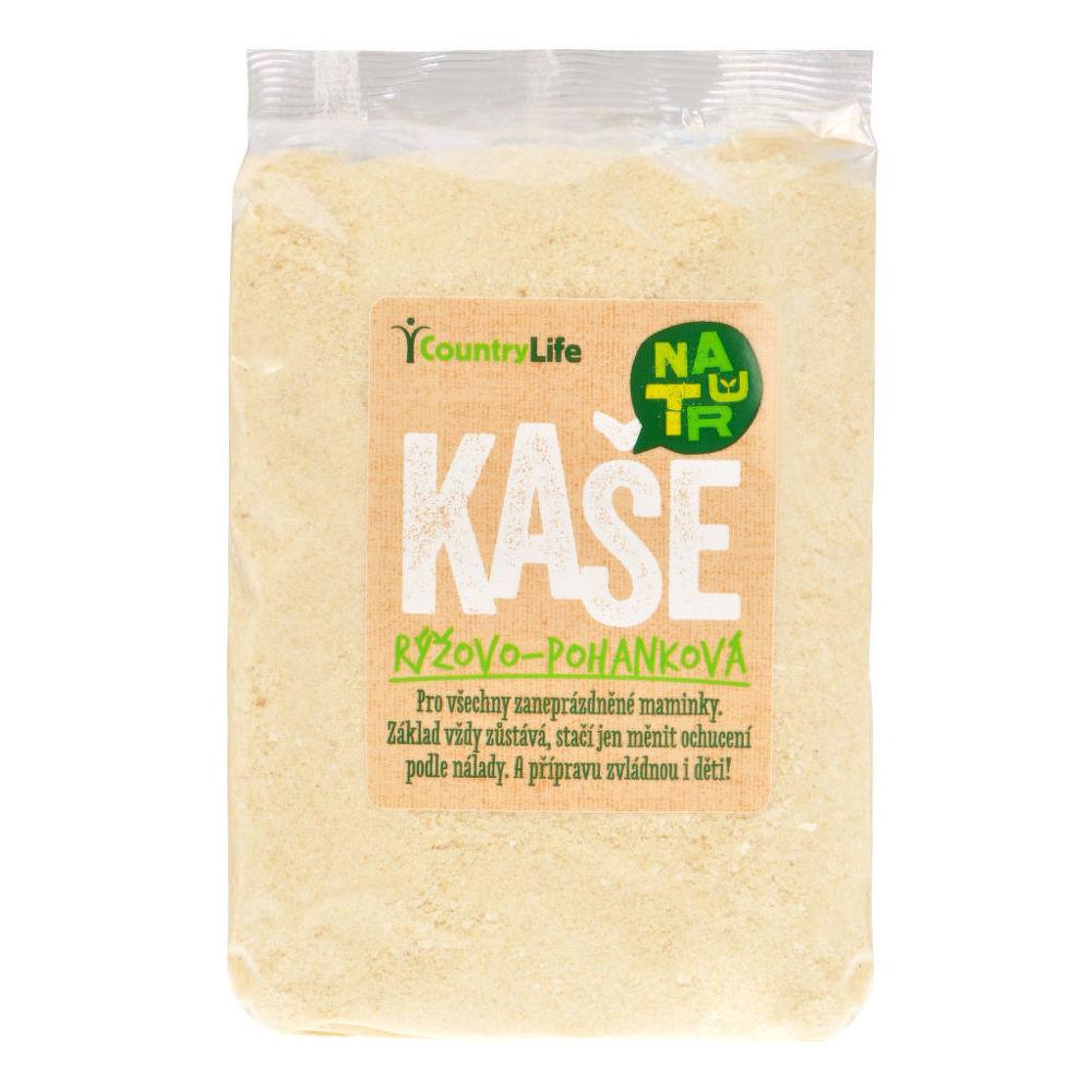 Kaše rýžovo-pohanková 300 g COUNTRY LIFE