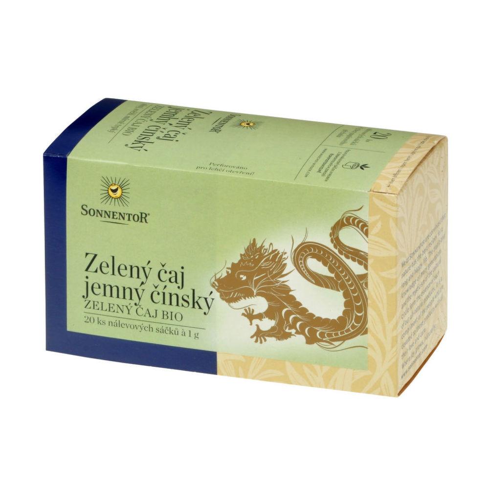 Čaj Zelený 20 g BIO (bez přebalu) SONNENTOR