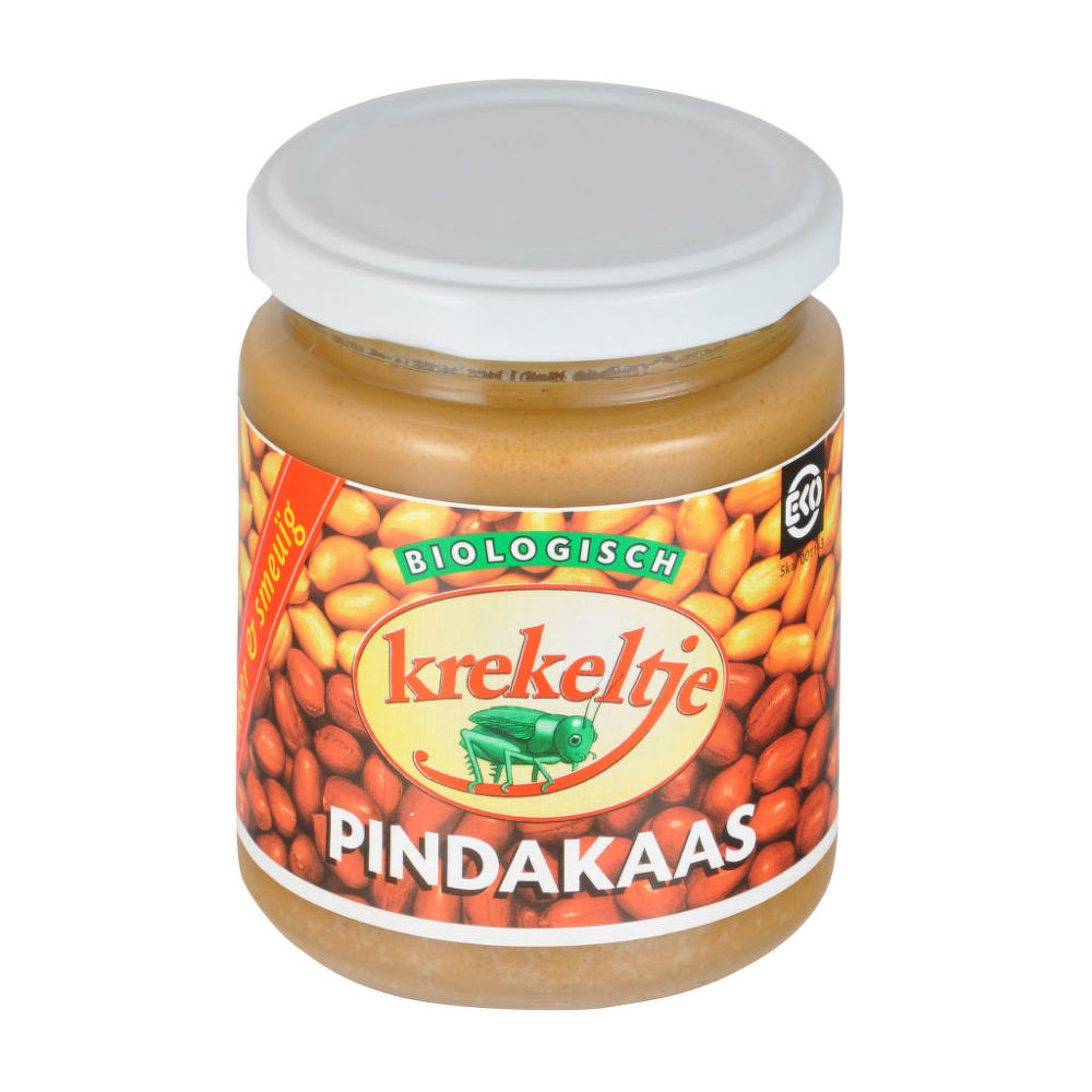 Krém arašídový 250g BIO   KREKEL