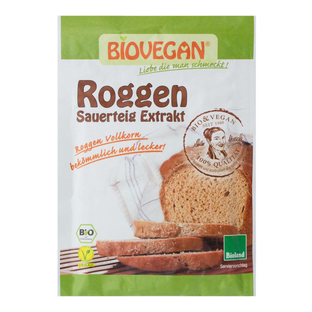 Kvásek žitný sušený 30g BIO   BIOVEGAN