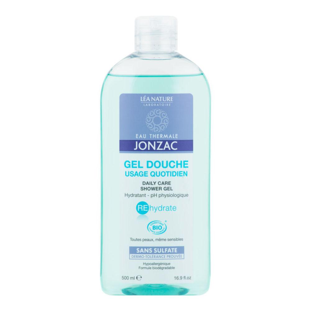 Gel sprchový hydratující pro všechny typy pleti REHYDRATE 500 ml BIO  JONZAC