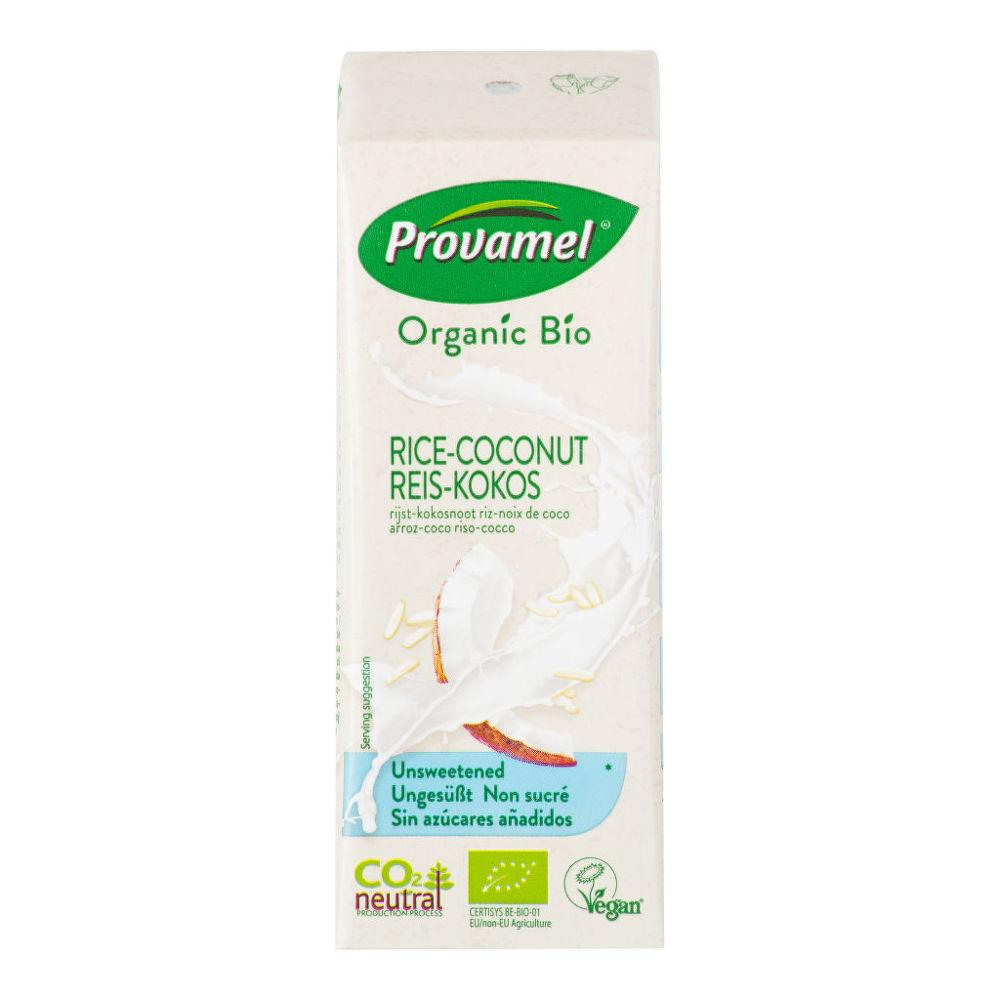 Nápoj rýžovo-kokosový 250ml BIO   PROVAMEL