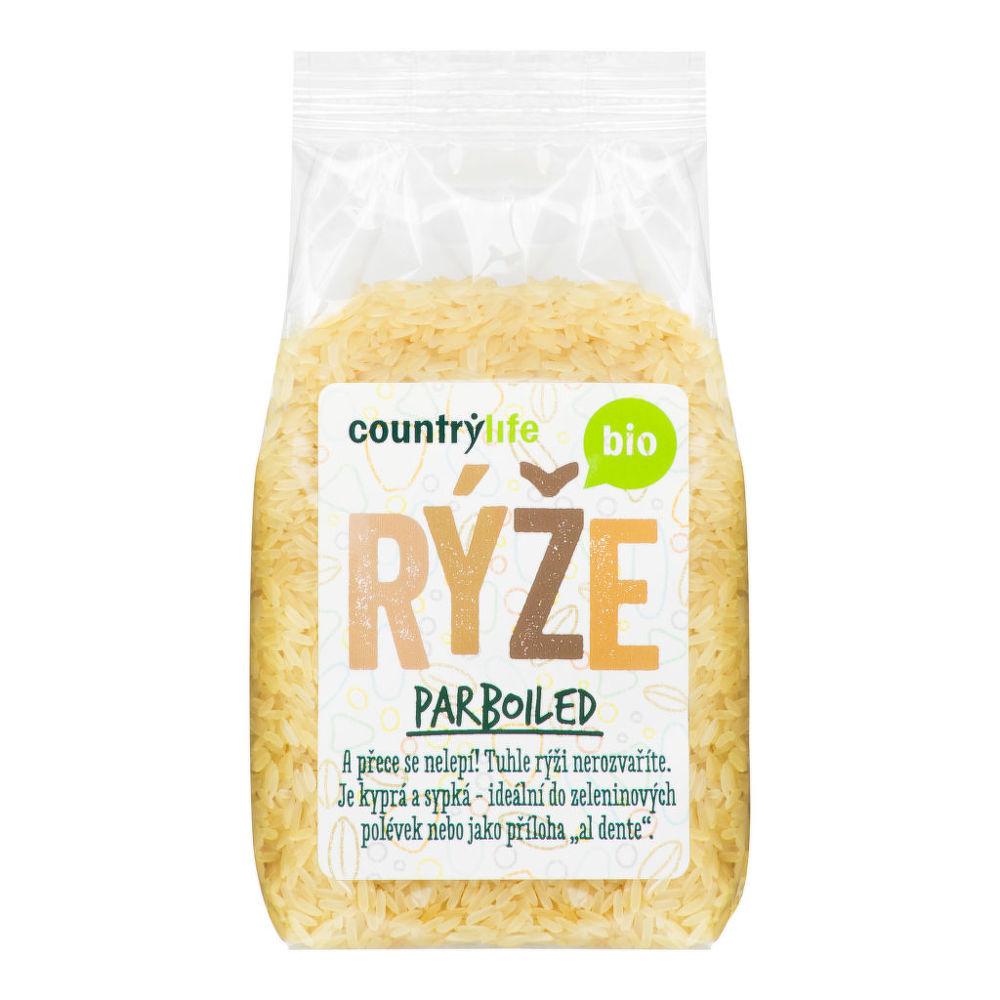Rýže parboiled 500 g BIO COUNTRY LIFE