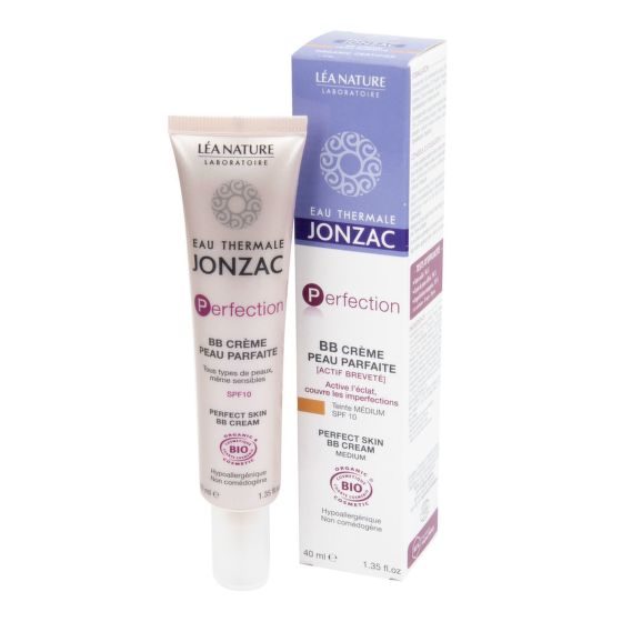 BB krém dokonalá pleť 02 medium SPF10  PERFECTION 40 ml BIO   JONZAC