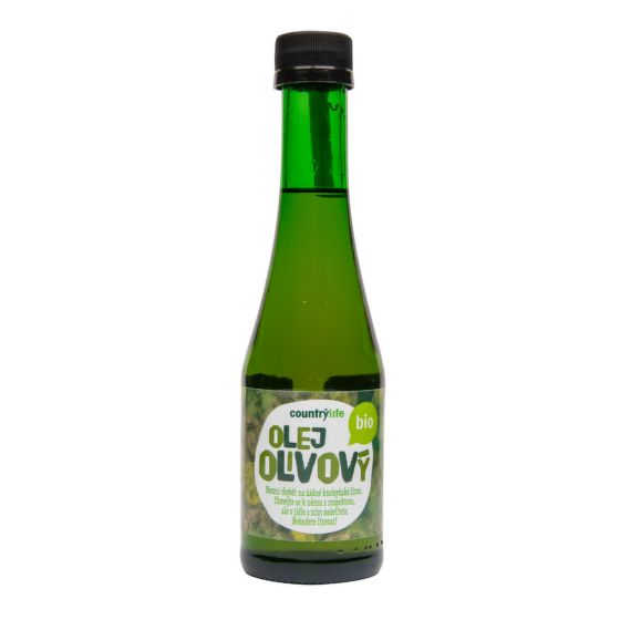 Olej olivový 200 ml BIO   COUNTRY LIFE