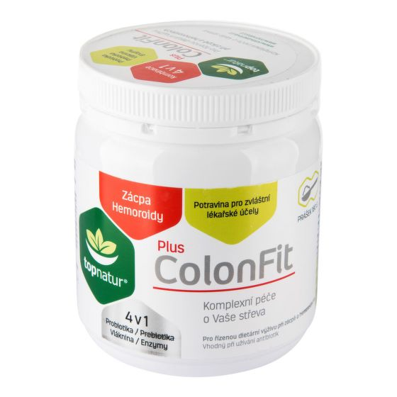 ColonFit Plus 180 g   TOPNATUR