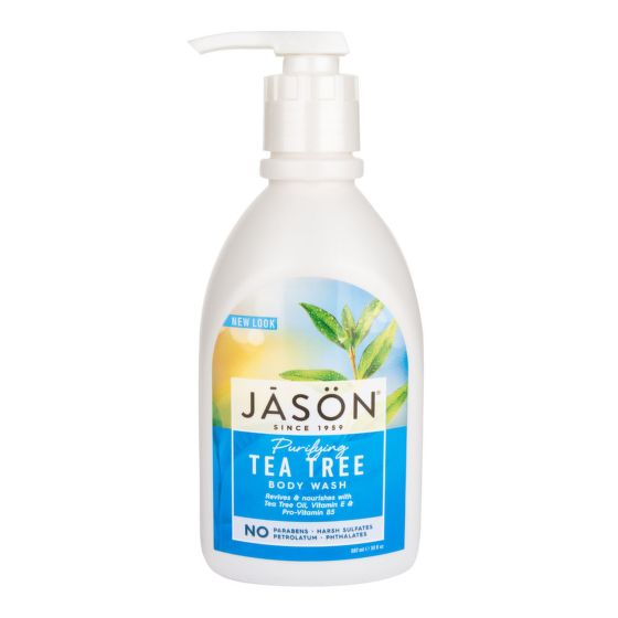 Gel sprchový tea tree 887 ml   JASON