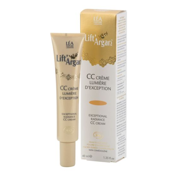 CC krém Lumiere d´exception 6v1 40 ml BIO   LIFT´ARGAN
