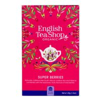 Čaj Super ovocný 20 sáčků BIO   ENGLISH TEA SHOP
