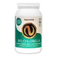 Chlorella 750 tablet 150 g BIO   NUPREME