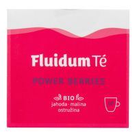 Extrakt čajový tekutý - Power Berries 10x10 ml BIO   FLUIDUM TÉ