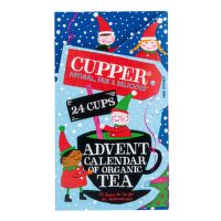 Čaj Advent Calendar 48 g BIO   CUPPER
