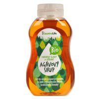Sirup agávový 250 ml BIO   COUNTRY LIFE