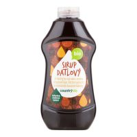 Sirup datlový 900 ml BIO   COUNTRY LIFE