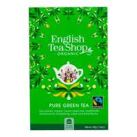 Čaj Zelený Fair Trade 20 sáčků BIO   ENGLISH TEA SHOP