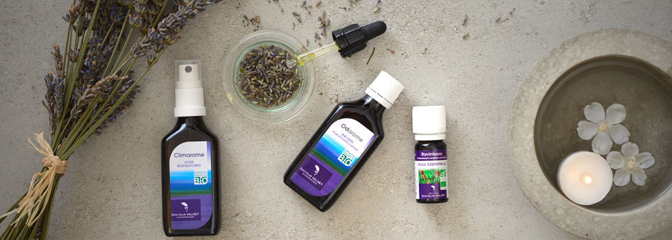 aromaterapie na nachlazení