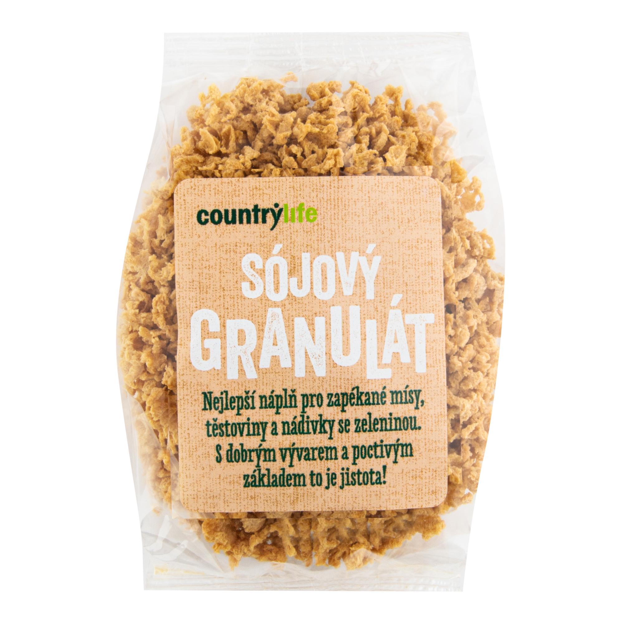 Sojový granulát 100g