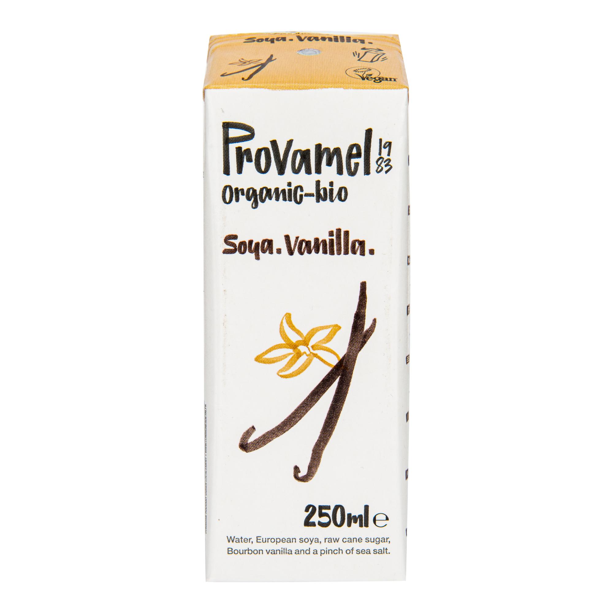 Sojový nápoj vanilka 250ml BIO