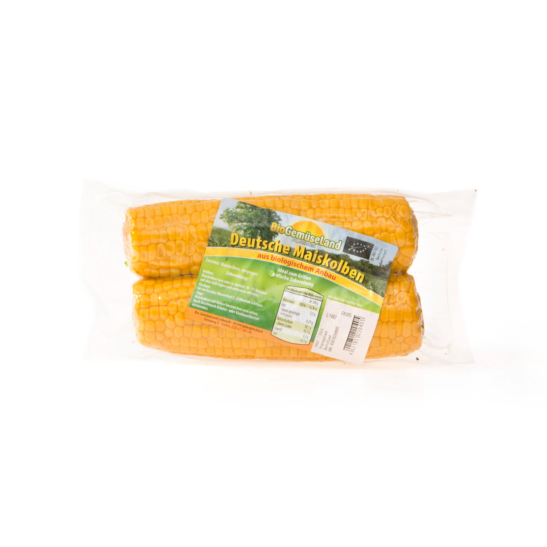 """Kukuřice """"cukrová"""" vakuovaná BIO (2-3ks) /DE/"""