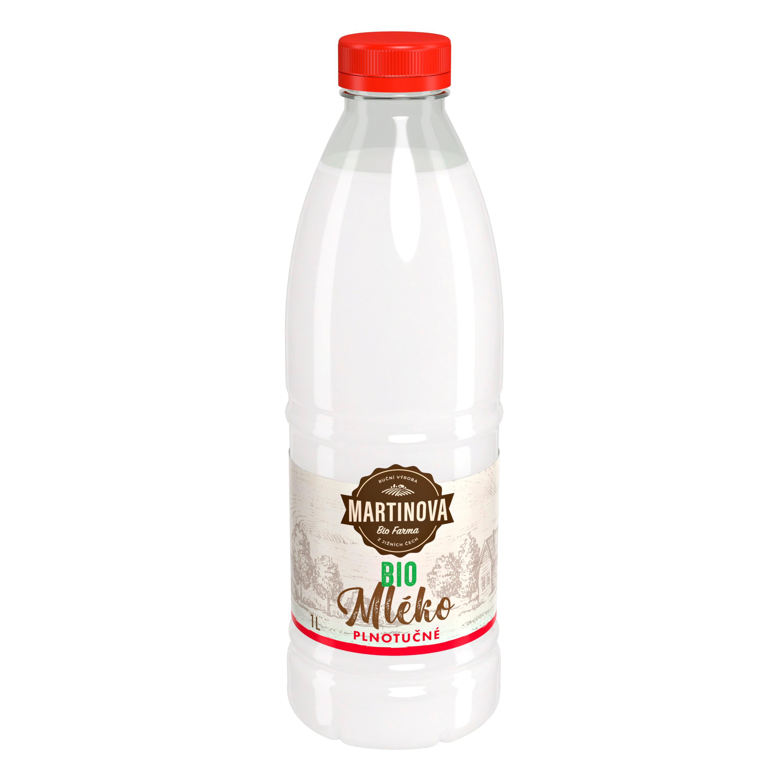 Mléko plnotučné