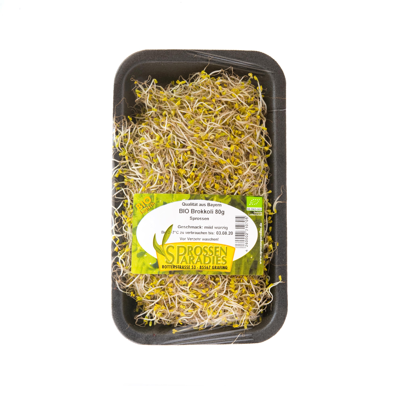 Klíčky Brokolice BIO (80 g) /DE/