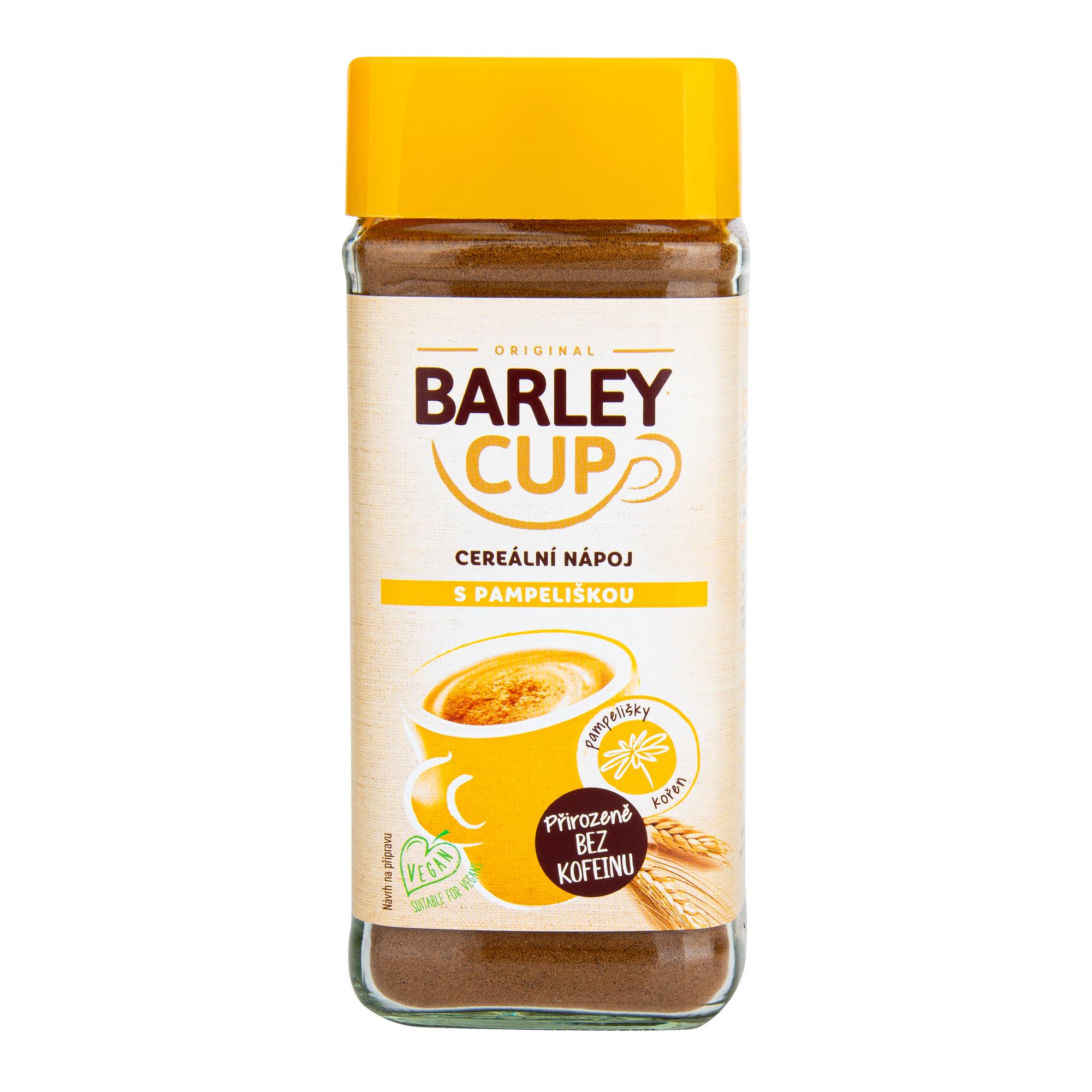 Káva obilná s pampeliškou 100g