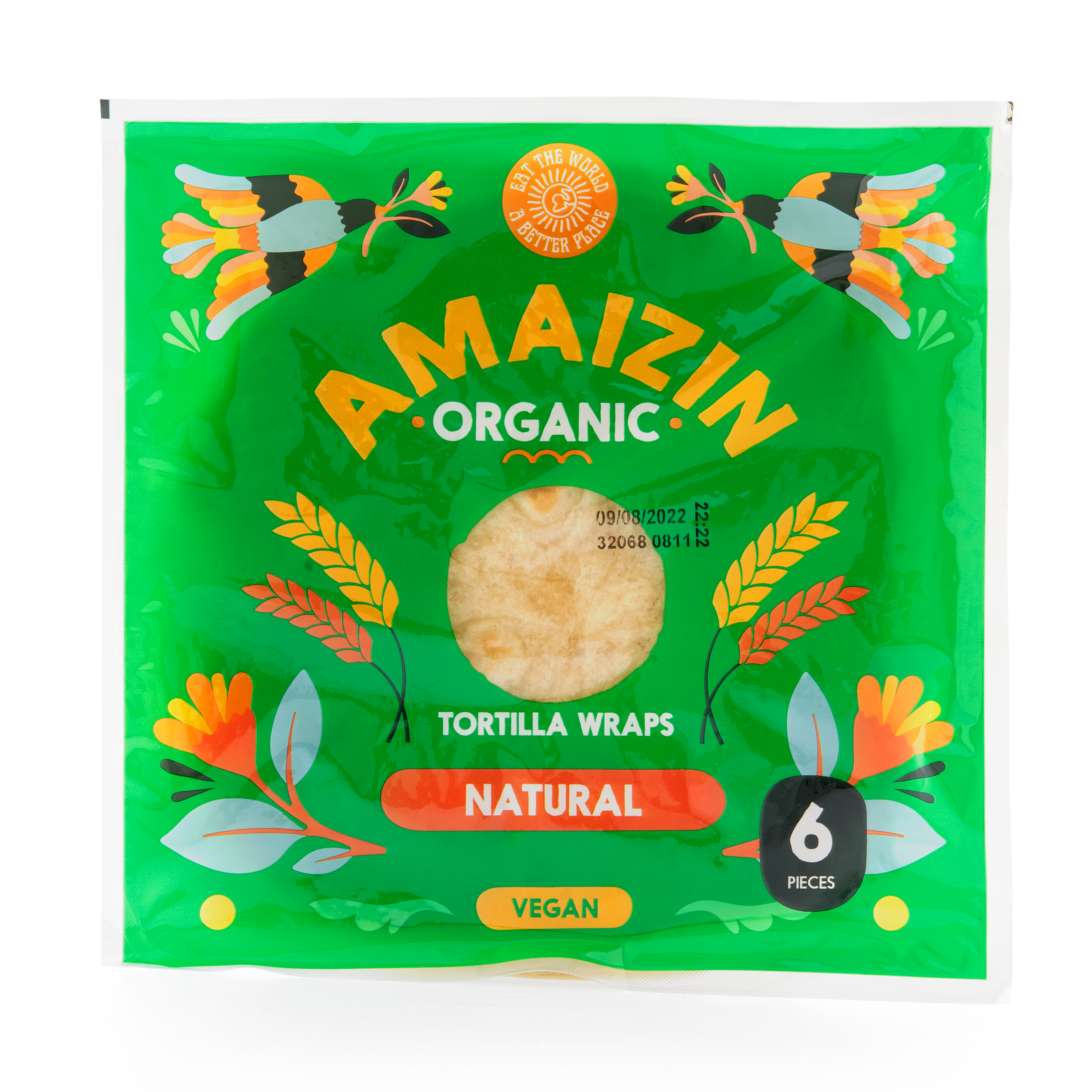 Tortilla wraps 240g