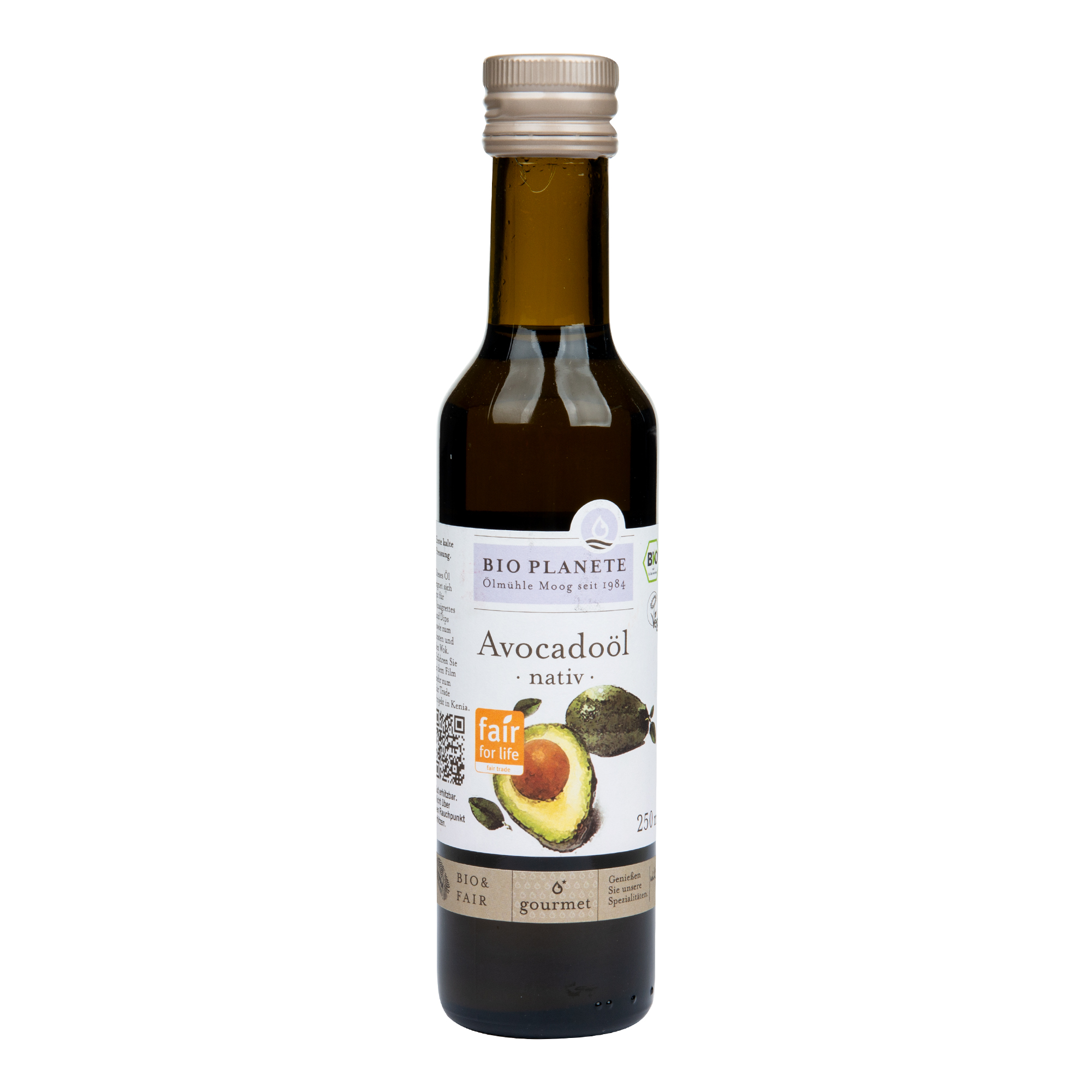Olej avokádový 250ml