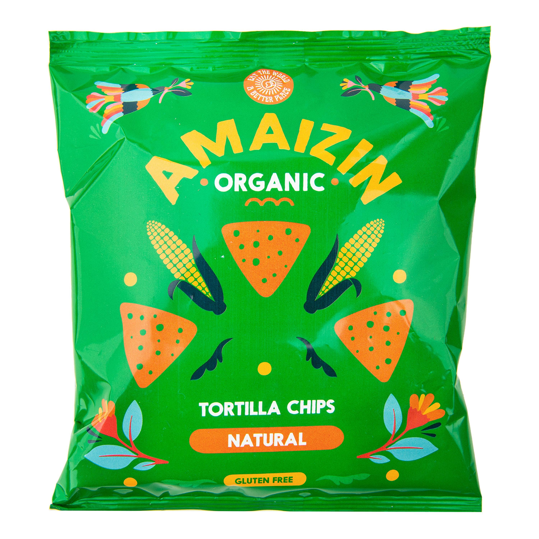 Chipsy kukuřičné 75g