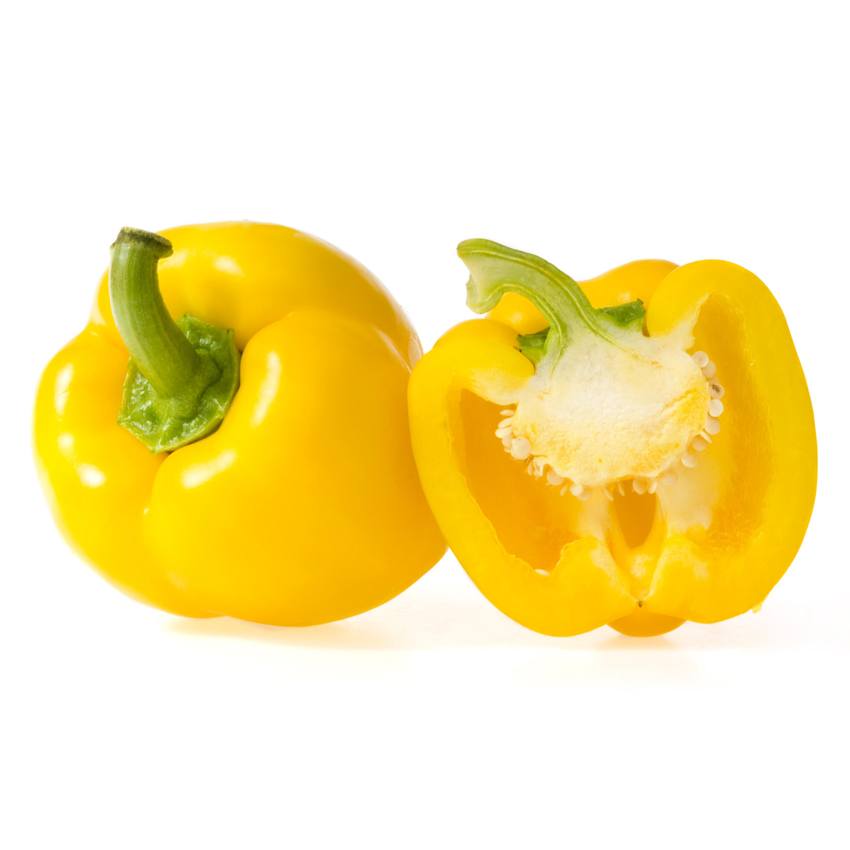 Paprika žlutá BIO (kg) /ES/Jak.II./