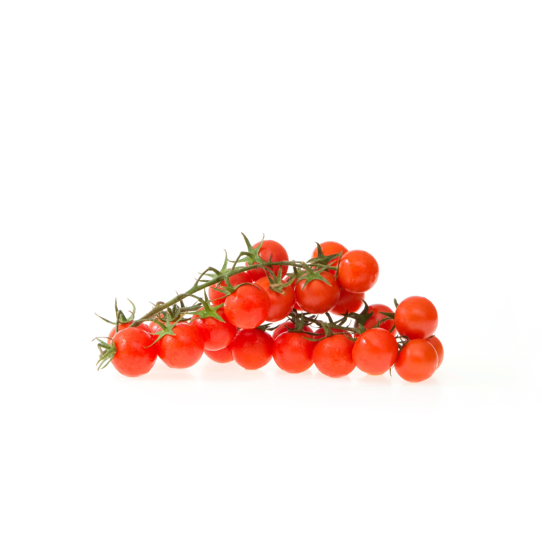 Rajčata cherry na stonku BIO (kg) /ES/Jak.II./